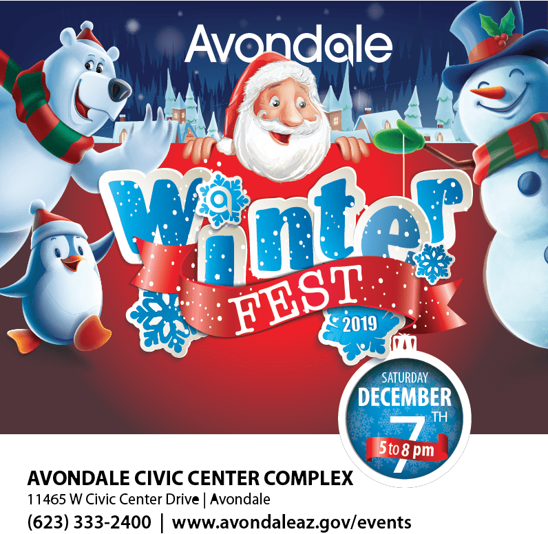 Celebrate the Season with ACE Recycling at the Avondale Winterfest